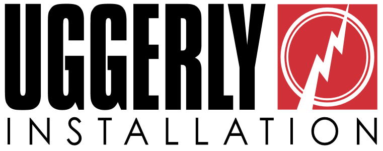 Uggerly Installation  logo